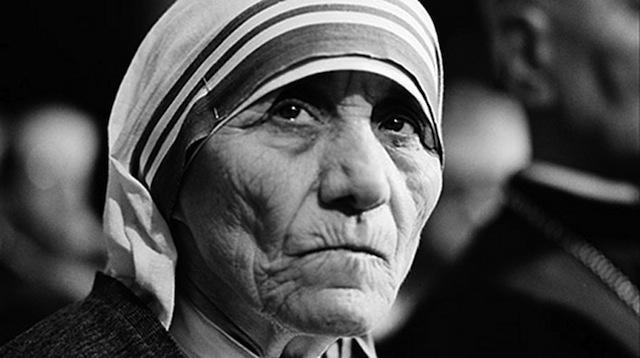 Frases Y Pensamientos De La Madre Teresa De Calcuta