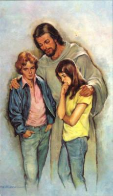 jóvenes que no conocen a Cristo  20080622164811-cristo-con-jovenes