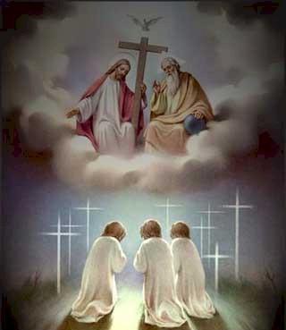 El santo de hoy...Dorotea de Montau, Beata Trinidad