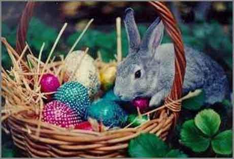 La leyenda del conejo de pascua for El conejo de pascua