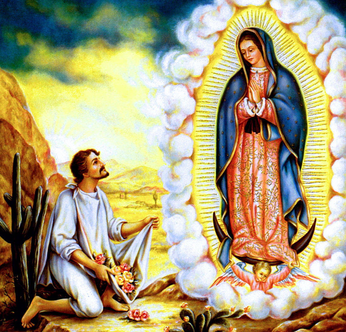 La Virgen del Pilar - corazones.org