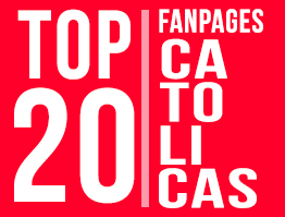 Top 20 de fanpages Católicas